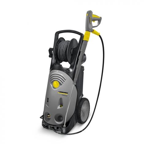 Nettoyeur haute pression KARCHER HD 10/21-4 SX+ 1000 l/h 210 bars eau froide avec enrouleur et rotabuse - 12869200 - -
