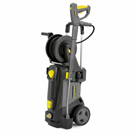 NETTOYEUR HAUTE PRESSION KARCHER HD 5/15 CX+ 500 L/H 150 BARS EAU FROIDE AVEC ENROULEUR ET ROTABUSE - 15209320 - -