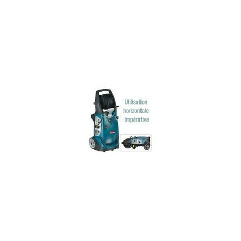 Nettoyeur haute pression MAKITA 130 bar HW131