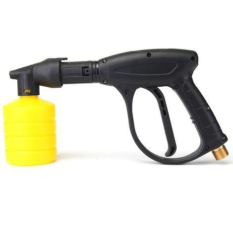 Nettoyeur haute pression Pistolet voiture neige Mousse Lance de pulvérisation Buse M22 extérieur Jet 3200PSI Mohoo