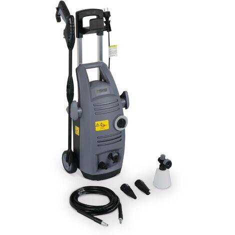 Nettoyeur haute pression VOLTR 135 bars 1900W + set d'accessoires, avec poignée, roues et start and stop