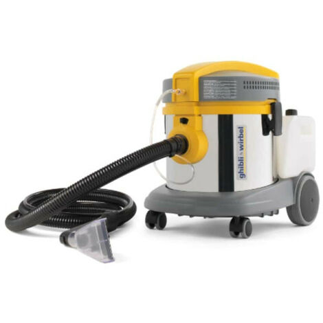 Nettoyeur Injection - Extraction GHIBLI WIRBEL - 1250W - POWER EXTRA 7 I AUTO