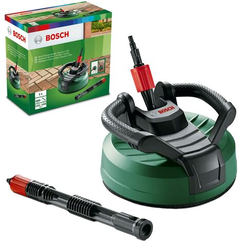 Nettoyeur multi-surfaces AquaSurf 280 Bosch - Accessoire pour nettoyeur haute pression (Vert)