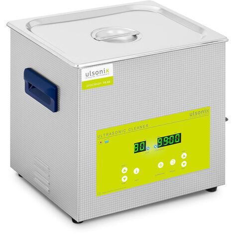 Nettoyeur Ultrason Num'rique Professionnel Minuteur Degas Inox 10l 240w 40kHz