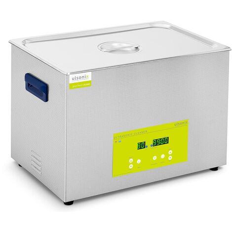 Nettoyeur Ultrason Num'rique Professionnel Minuteur Degas Inox 30l 600w 40kHz