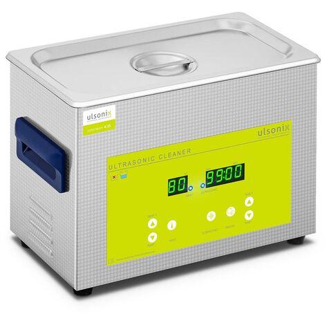 Nettoyeur Ultrason Num'rique Professionnel Minuteur Degas Inox 4,5l 120w 40kHz