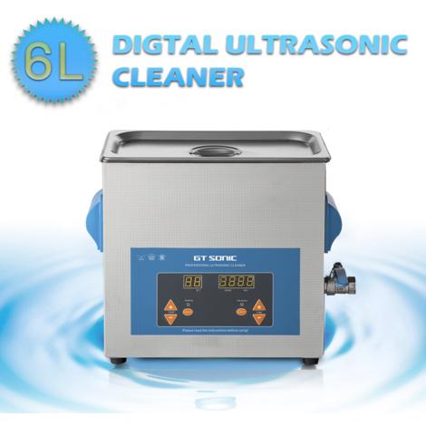 Nettoyeur ultrasonique pour écran numérique 6L UK