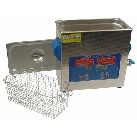 Nettoyeur ultrasons 6 litres 150W