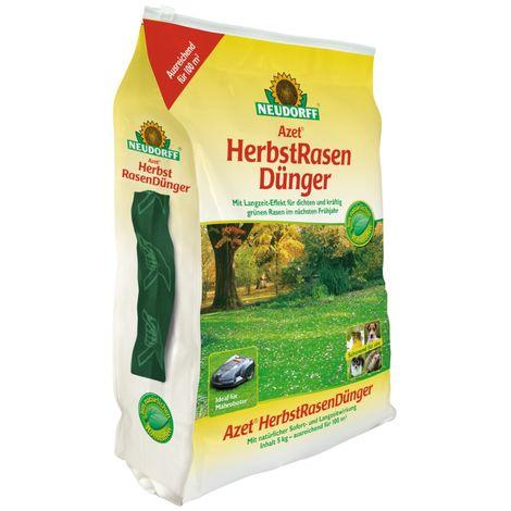 NEUDORFF® Azet® HerbstRasenDünger 5 kg für 100 m²