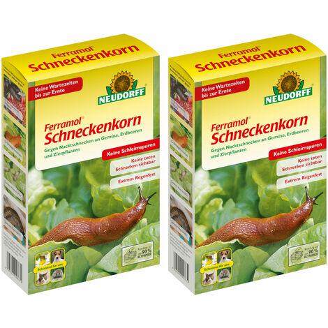Neudorff - Ferramol Schneckenkorn