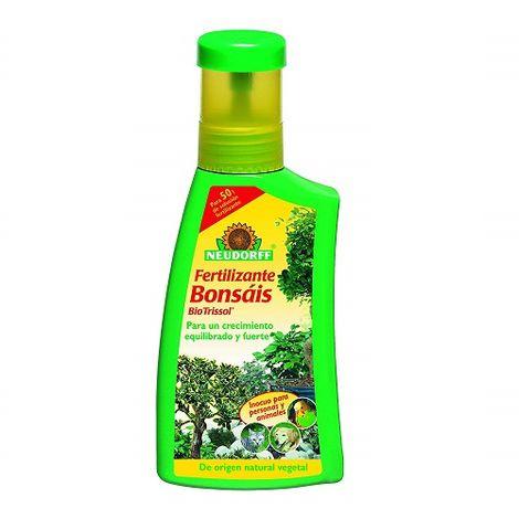 Neudorff Fertilizante Líquido Orgánico Bonsáis - 250 ml
