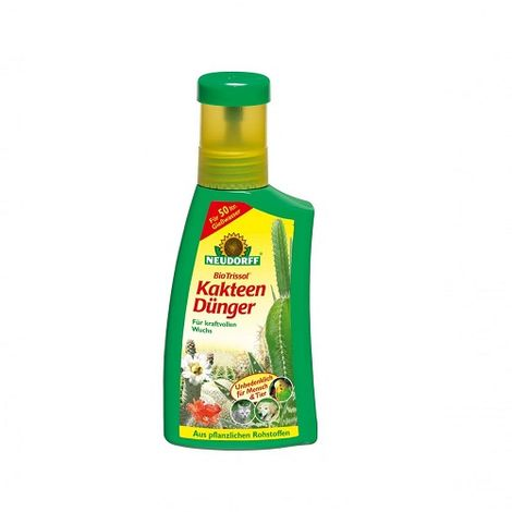 Neudorff Fertilizante Líquido Orgánico Cactus - 250 ml