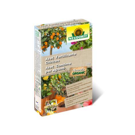 Neudorff Fertilizante Orgánico Cítricos Granulado 1 kg