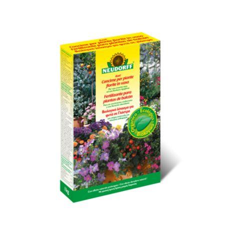 Neudorff Fertilizante Orgánico Plantas de Balcón Granulado 1 kg