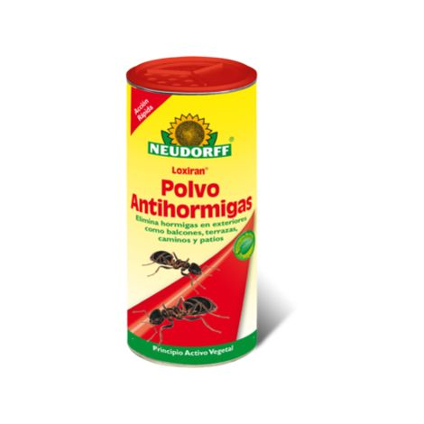 Neudorff Insecticida Hogar Loxiran Polvo AntiHormigas - 500 g