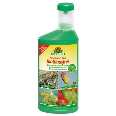 Neudorff Neudosan Neu Blattlausfrei 500 ml