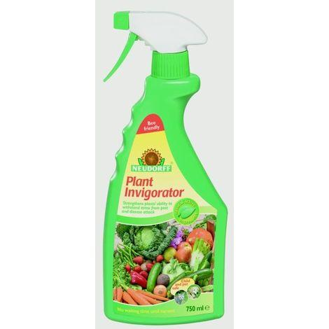 Neudorff Plant Invigorator for Fruit Veg - 750ml Spray Bottle