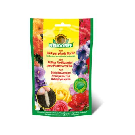 Neudorff Sticks Fertilizantes Orgánicos Plantas Flor, 40 ud