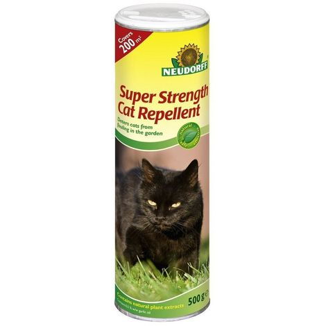 Neudorff Super Strength Cat Repellant 500g