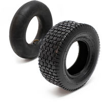 Neumáticos para segadoras suspendidas 18x8.50-8 4pr con cámara de aire Válvula de ángulo
