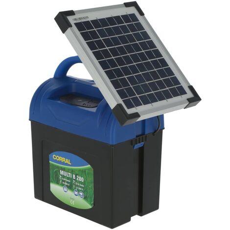 Neutral Ensemble de batterie solaire de clôture 5W