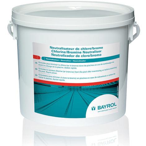 Neutralisateur de chlore et de brome 5 kg - Bayrol