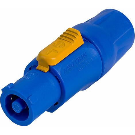 Neutrik NAC3FCA A-type Locking Mains Plug