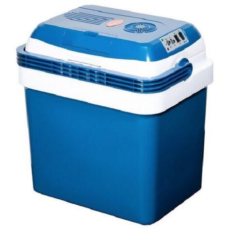 Nevera portátil eléctrica frío-calor para viaje - Coche y casa (AC230V/110V DC 12V 40-65W) - Capacidad 25L