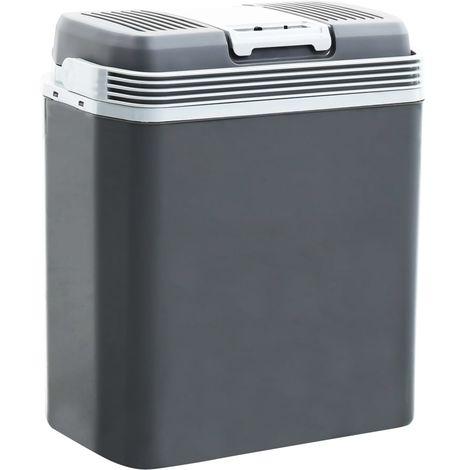 Nevera termoelectrica portatil 24 L 12 V 230 V A +++