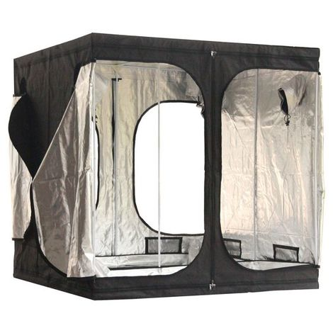New Design Hydroponic Grow Tent Green Room 200cm x 200cm x 200cm