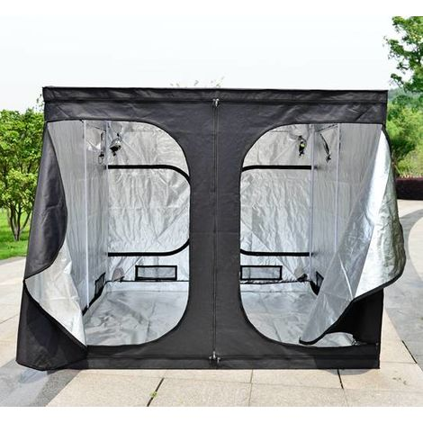 New Design Hydroponic Grow Tent Green Room 240cm x 240cm x 200cm