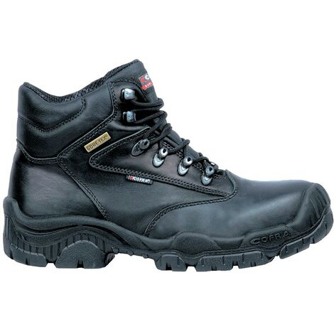 New Hurricane S3 WR SRC Black Safety Boots