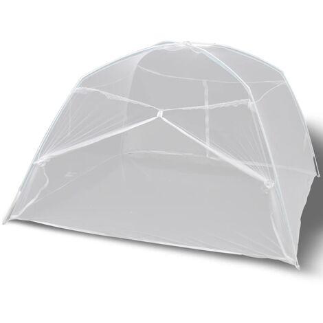New Mongolia Net Mosquito Net 2 Doors Three Sizes White Camping Mesh Durable