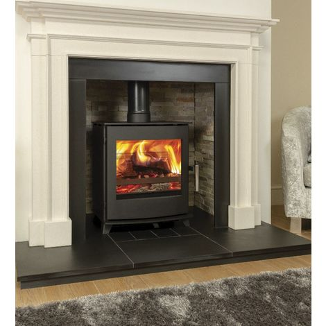Newbourne 40FS Direct Air Eco Design Ready Wood Burning Stove