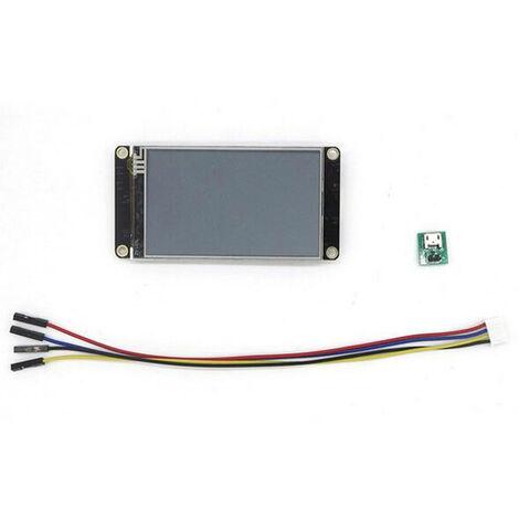 Nextion Enhanced NX4024K032 Módulo LCD TFT táctil en serie inteligente USART UART de 3,2 pulgadas HMI