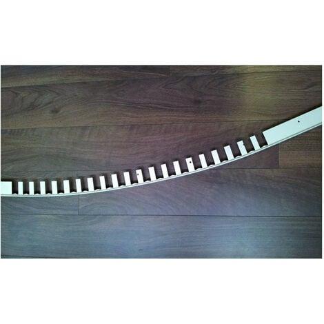 Nez Marche Cintrable Alu Inc 2m50 - ROMUS