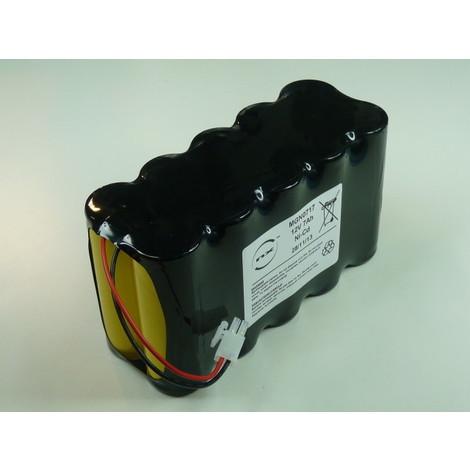 NiCd battery 10x F 10S1P ST2 12V 8000mAh AMP *NVE