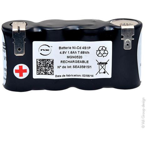 NiCd battery OVA TD320411 4.8V 1500mAh