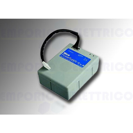 nice 24v battery with battery charger ps124