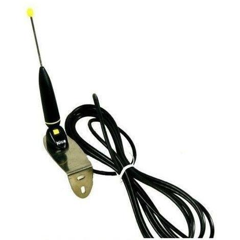 Antenna professionale accordata orientabile montaggio su staffa Frequenza 433Mhz codice ABF codice ABF
