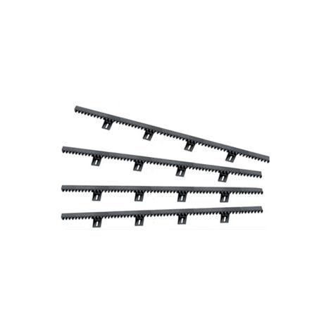 NICE Acessoire Pack de 4 x ROA6 CREMAILLERE M4