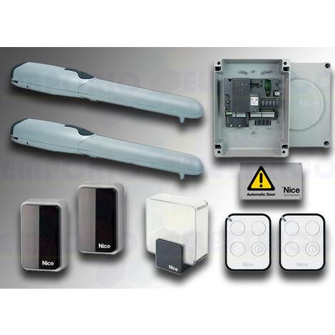 nice automation kit for swing gates wingo4kit bd wingo4bdkce