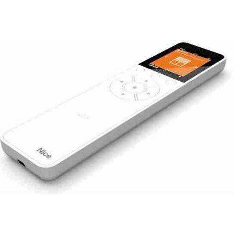 NICE ERAPVIEW Télécommande radio avec écran LCD gestion 99 appareils volets stores ERA P VIEW