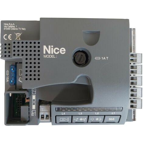 Nice Home - CL102 - Carte électronique pour motorisations de portail Filo 600 (2017 à fin 2019) - Noir
