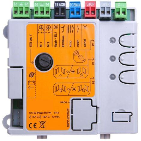 Nice Home - CL2SK - Carte électronique pour motorisation de portail Mhouse (Après janvier 2011) - Noir