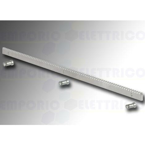 nice m4 zinc gear rack 30x8 - 1 meter - roa8