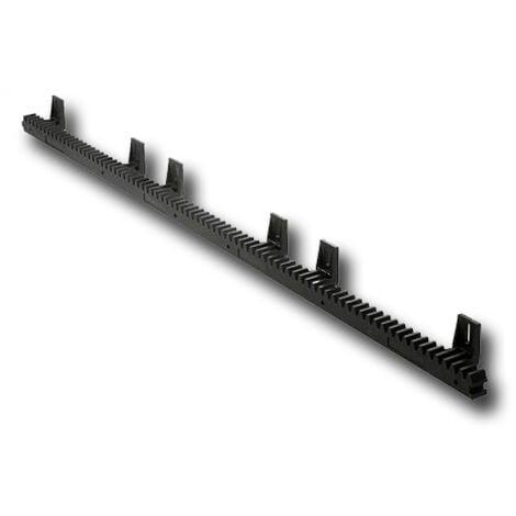 nice Nylonzahnstange Mod 4 nylon 30x20 - 1 Meter - roa6