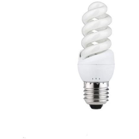Nice Price 3379 Energiesparlampe ESL 9W E27 Warmweiß Spirale 230V Warmweiß
