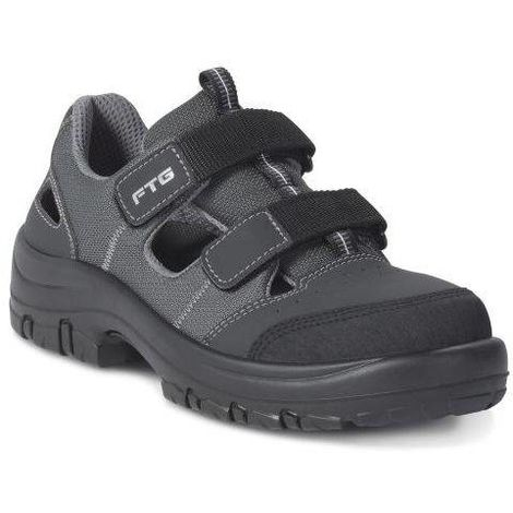 NICE Sandales de sécurité mixtes S1P SRC FTG/DUCATI