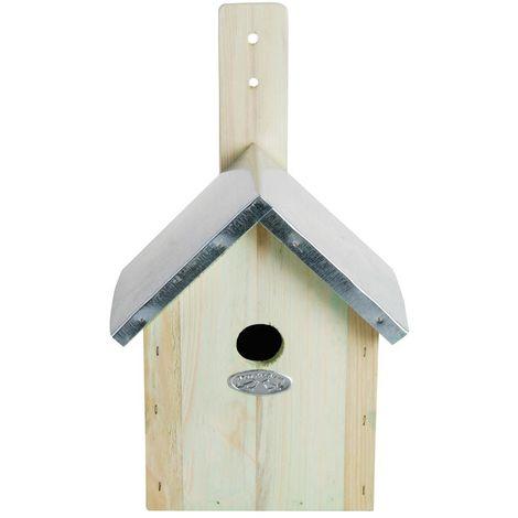 Nichoir mésange bleu pour oiseaux